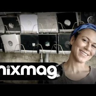 CASSY 100% Vinyl set @ Hard Wax, Berlin Mixmag