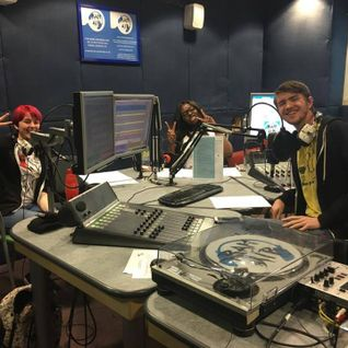 Student Radio Chart Show 2016 hosted by RamAir Radio