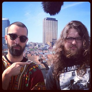 Show#581 (Jonwayne in session | new Mosca | Atjazz | Percussions | Taylor McFerrin | ... )