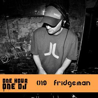 #019 - Fridgeman - Bassline