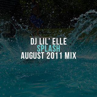 'Splash' August 2011 Mix