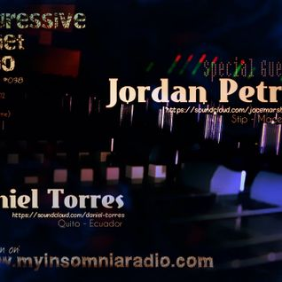 Jordan Petrof -  Progressive Planet EC Broadcast #038 [ Guest Mix ] Nov 2012