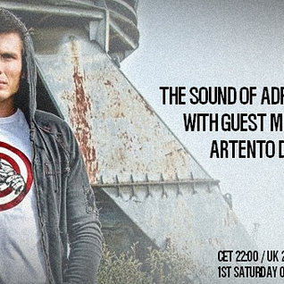 The Sound Of Adrena Line Episode 024 (Artento Divini Guestmix) (01-02-2014)