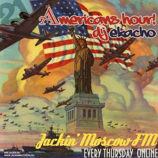 "Talk!Moscow!-Ekacho online@""American's hour""-021h"