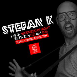 Stefan K pres. Jacked 'N Edged Radioshow - ep. 41 - week 35