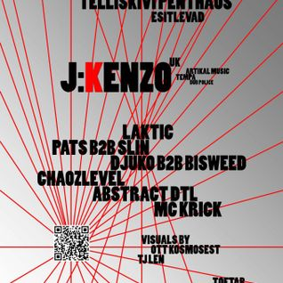 Promo Mix for Penthaus & Dubshack Presents J:Kenzo