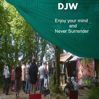 DJW - Enjoy your mind and Never Surrender ( Mix.Win.Berlin. )