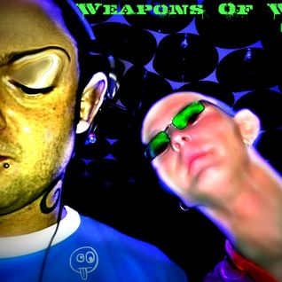 Mad-A Vs. Zycoo - Weapons Of War @CLOUDCAST.013 (11.12.2011)