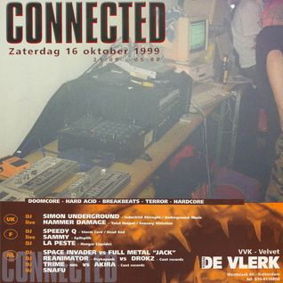 "Hammer Damage ""Live"" @ Connected, Rotterdam (October 1999)"