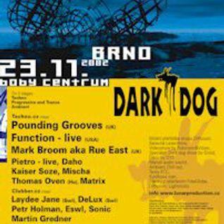Pounding Grooves @ Citadela 17 (23.11.2002) [1/2]