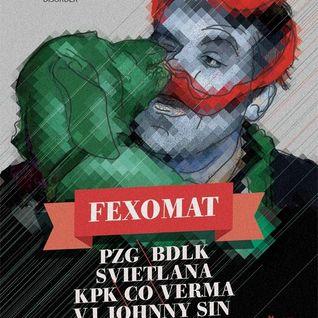 Fexomat @ Personality Disorder XVII [Kawiarnia Naukowa / Krakow] 2014