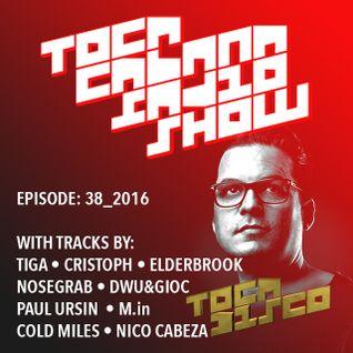 TOCACABANA RADIO SHOW 38_2016