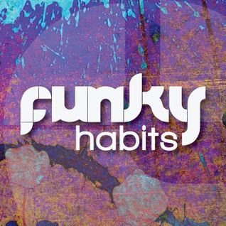 Funky Habits Podcast 001 with Dinoo Garcia