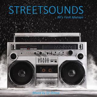 Streetsounds - 80's Funk Mix (2016)