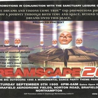 Farley Jackmaster Funk Dreamscape 20 'The Big Outdoors' 9th Sept 1995