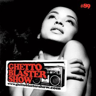GHETTOBLASTERSHOW #89 (mar. 10/12)