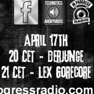[Friday, April 17, 2015] Technotics Anonymous #009 - Derjunge