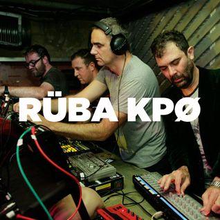 Rüba Kpø • DJ set
