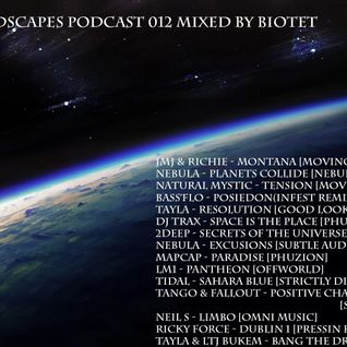 Biotet presents Hidden Landscapes podcast 012