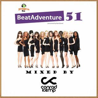 Conrad Kemp - BeatAdventure 51 @ Planeta FM Poznan