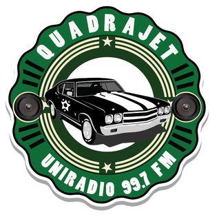 QUADRAJET - UNIRADIO 99.7 FM - 26 AGOSTO 2016