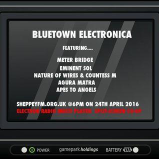 Bluetown Electronica live show 24.04.16