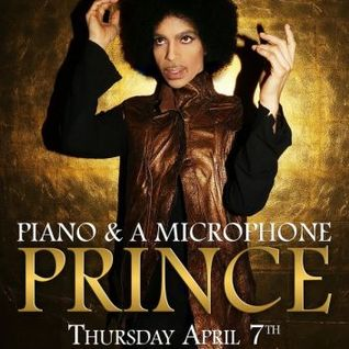 Remaster-Piano & A Microphone Tour (02.28.2016) Paramount Theatre Oakland, California Session 1 & 2