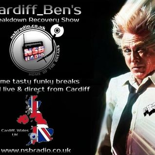 Cardiff_Bens Breakdown Recovery Show, Friyaay 18th Sept nsbradio