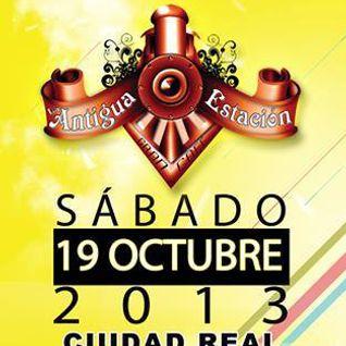Live Session Fiesta Intensa Music @ Antigua Estacion (C.Real) Prod.FonsideGarcia