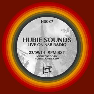 Hubie Sounds 087 - 23rd Sep 2014