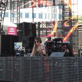 Nightwave - live at Movement Festival 2014, RBMA Stage, Detroit - 25-May-2014
