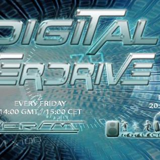 Troy Cobley Presents Digital Overdrive - Episode 011 (Techno)