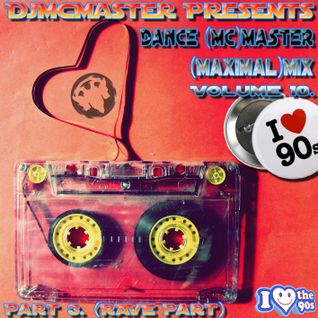 DjMcMaster Presents 2007 - Dance (Mc)Master (Maximal)Mix Volume 10. Part 3.
