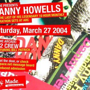 Danny Howells - Final Set At ARC, NYC 2004-03-27, Part 3