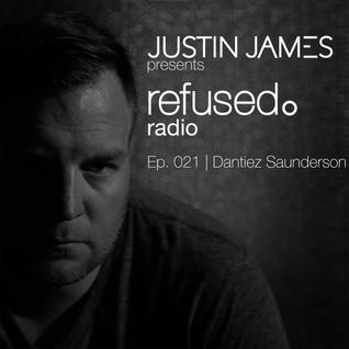 Episode 021 | Dantiez Saunderson