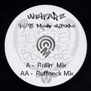 94/95 Jungle Boogie! Promo Mixtape - AA > Ruffneck Mix