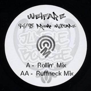 94/95 Jungle Boogie! Promo Mixtape - AA > Ruffneck Mix