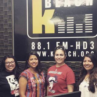 Interview with ladies from Latina Connection Conference at CSULB and entertainment talk!