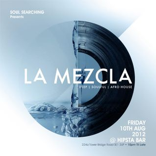 SSS Vol 20 LA MEZCLA Deep Soulful Afro House JUL12