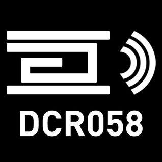 DCR058 - Drumcode Radio - Adam Beyer Studio Mix