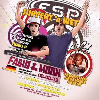 Fabio & Moon ESP Promo Mix by DJ CraigP