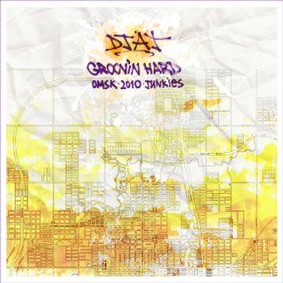 DJ AJ - Groovin' Hard - Side A - 2010