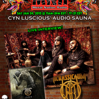 Acrassicauda Interview 2015