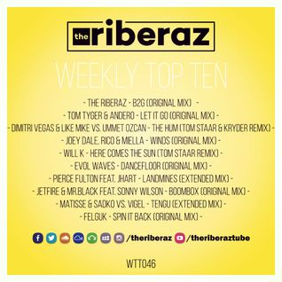 The Riberaz Weekly Top Ten 046