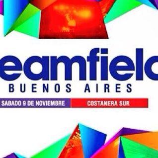 HERNAN CATTANEO - CREAMFIELDS BA 2013
