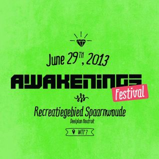 Pan-Pot - Live At Awakenings Festival 2013 Area V (Spaarnwoude) - 29-Jun-2013