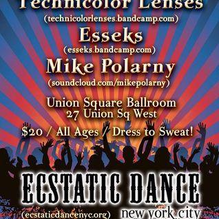 Ecstatic Dance New York City