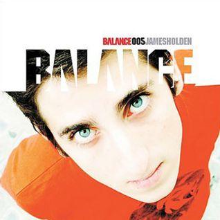 James Holden Balance 05 CD 2