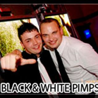 The Black & White Pimps - Promotion Mixtape Mai 2010 (House & Electro)
