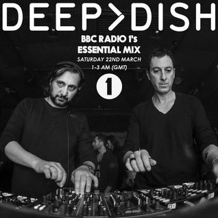 Deep Dish - Essential Mix, BBC Radio1 (22-03-2014)